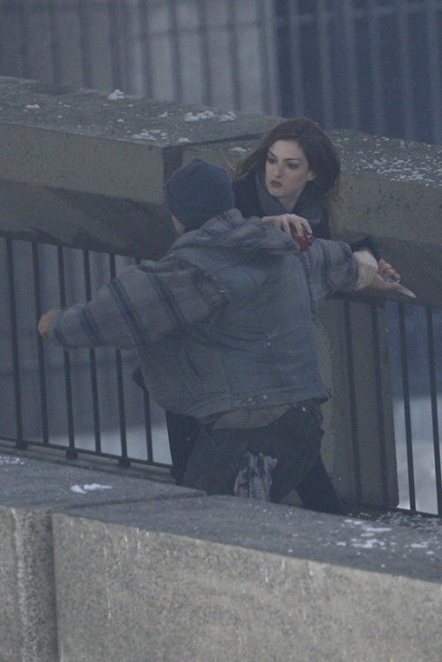 Anne Hathaway, The Dark Knight Rises 2012, Set 05