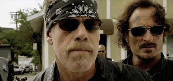 Kim Coates, Ron Perlman, Sons of Anarchy