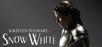 Kristen Stewart, Snow White and the Huntsman 2012