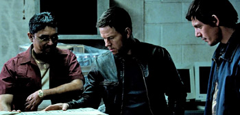 Mark Wahlberg, Lukas Haas, Contraband 2012