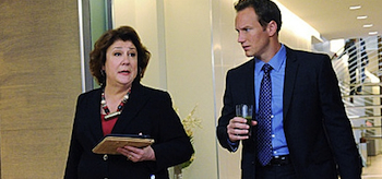 Patrick Wilson, Margo Martindale, A Gifted Man