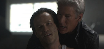 Richard Gere, Stephen Moyer, The Double 2011