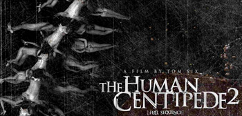 The Human Centipede 2 Full Sequence Movie Poster, 02