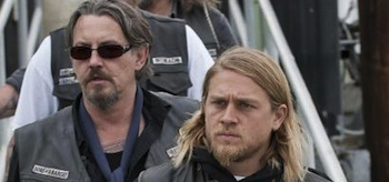 Tommy Flanagan, Charlie Hunnam, Sons of Anarchy, So