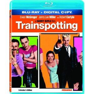Trainspotting 1996 Blu-ray