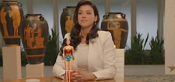 Adrianne Palicki, Wonder Woman 2011