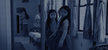 Chloe Csengery, Jessica Tyler Brown, Paranormal Activity 3