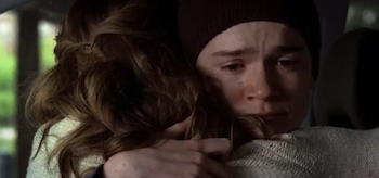 Dan Byrd, Emily VanCamp, Norman 2010