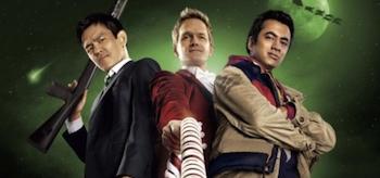 John Cho, Neil Patrick Harris, Kal Penn, A Very Harold & Kumar Christmas