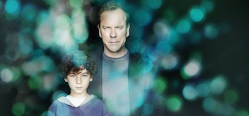 Kiefer Sutherland, David Mazouz, Touch