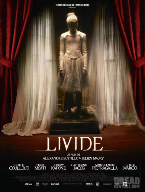 Livide, Livid Movie Poster