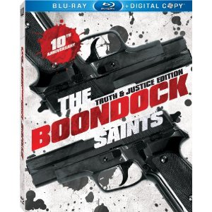 The Boondock Saints Blu-ray