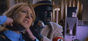 Amanda Simons, Danger 5: The Diamond Girls