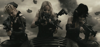 Abbie Cornish, Jena Malone, Vanessa Hudgens, Sucker Punch