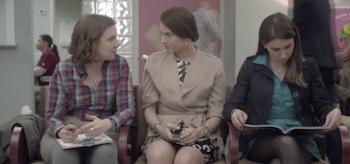 Lena Dunham, Allison Williams, Jemima Kirke, Girls
