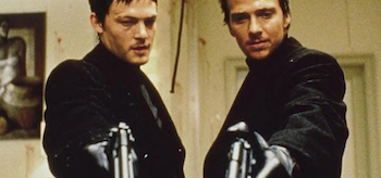 Sean Patrick Flanery, Norman Reedus, The Boondock Saints