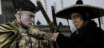 Jet Li, Flying Swords of Dragon Gate