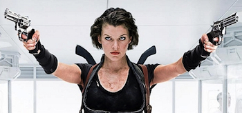 Milla Jovovich, Resident Evil: Afterlife