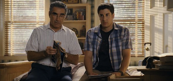 Eugene Levy, Jason Biggs, American Reunion