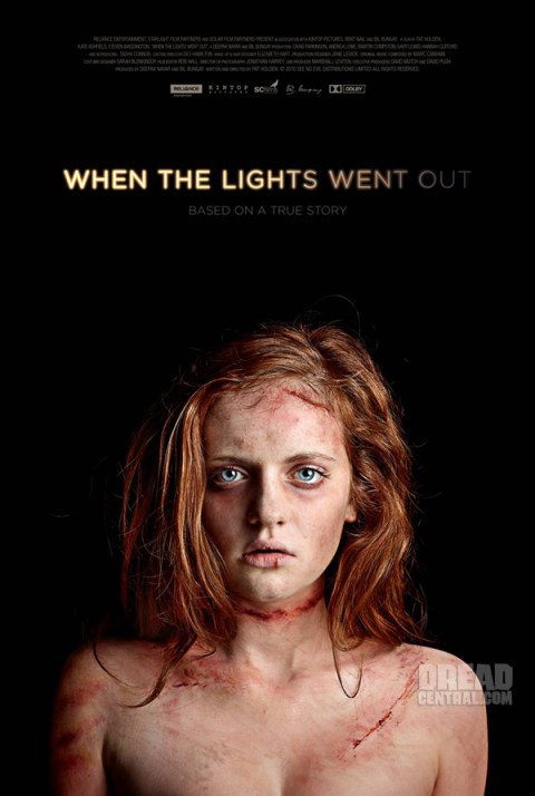 When the Lights Went Out Movie Poster