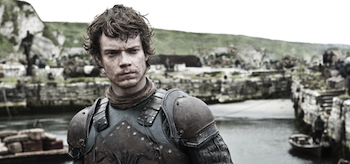 Alfie Allen, Game of Thrones
