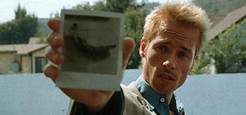 Guy Pearce, Memento