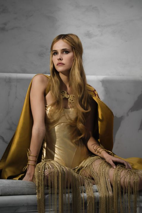 Isabel Lucas, Immortals