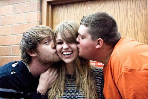 Matt O'Leary, Lili Simmons, Jacob Wysocki, Fat Kid Rules the World