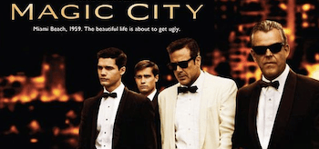 Jeffrey Dean Morgan, Danny Huston, Steven Strait, Christian Cooke, Magic City