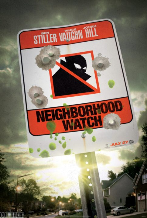 Neighborhood Watch Movie Poster