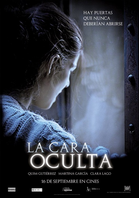 The Hidden Face, La Cara Oculta, Movie Poster