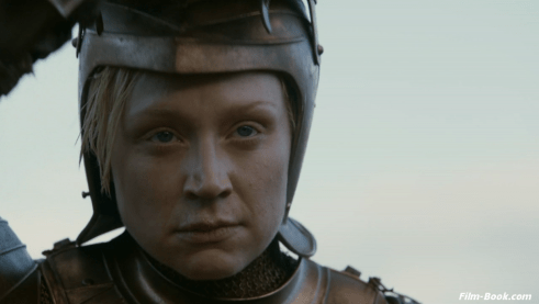 Gwendoline Christie Game of Thrones What is Dead May Never Die