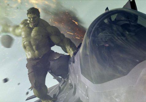 Hulk Plane The Avengers