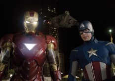 Iron Man Captain America The Avengers