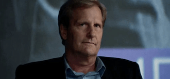Jeff Daniels, The Newsroom
