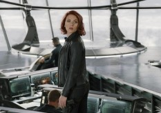 Scarlett Johansson The Avengers