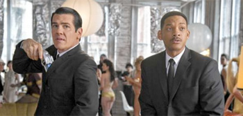 josh Brolin Will Smith Men in Black 3