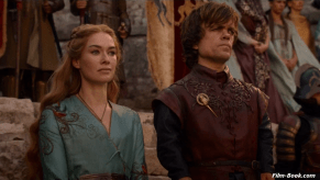 Lena Headey Peter Dinklage Game of Thrones The Old Gods and the New