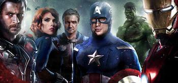 The Avengers Art