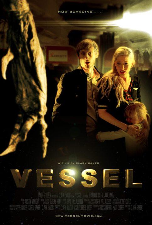 Vessel Short Film Poster