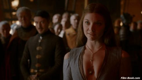 Aidan Gillen Natalie Dormer Game of Thrones Valar Morghulis