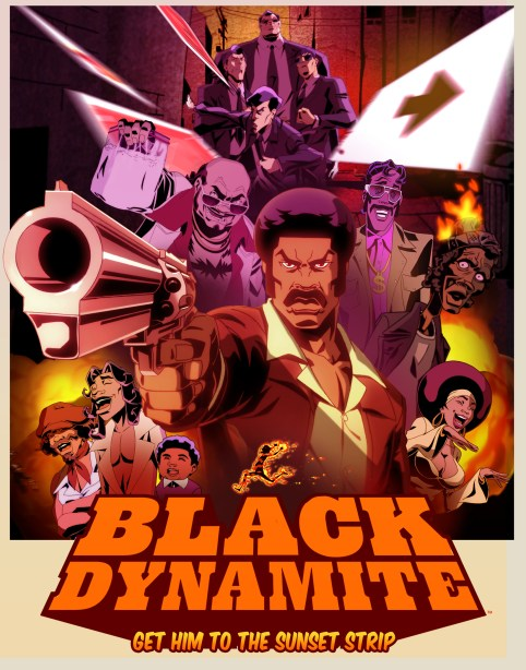 Black Dynamite The Animated Series poster