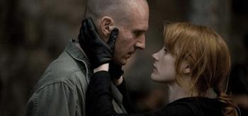 Coriolanus Ralph Fiennes Jessica Chastain