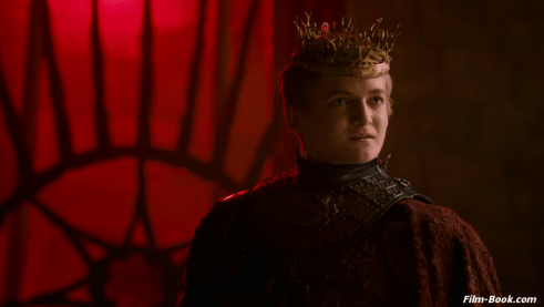 Jack Gleeson Game of Thrones Valar Morghulis