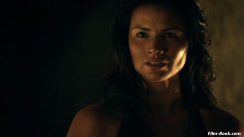 Katrina Law Spartacus Vengeance Monsters
