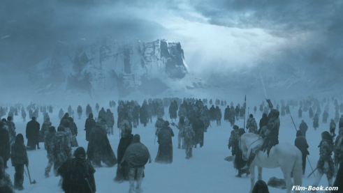 Wight Army Game of Thrones Valar Morghulis