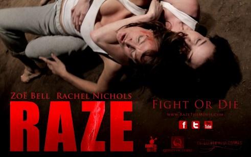 Zoe Bell Rachel Nichols Raze