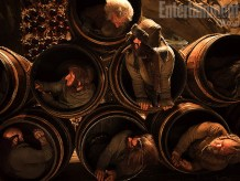 Dwarves Barrel Escape The Hobbit An Unexpected Journey Entertainment Weekly