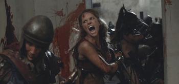 Ellen Hollman Spartacus War of the Damned