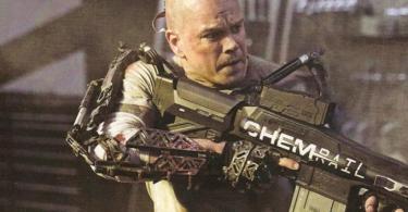 Matt Damon Elysium